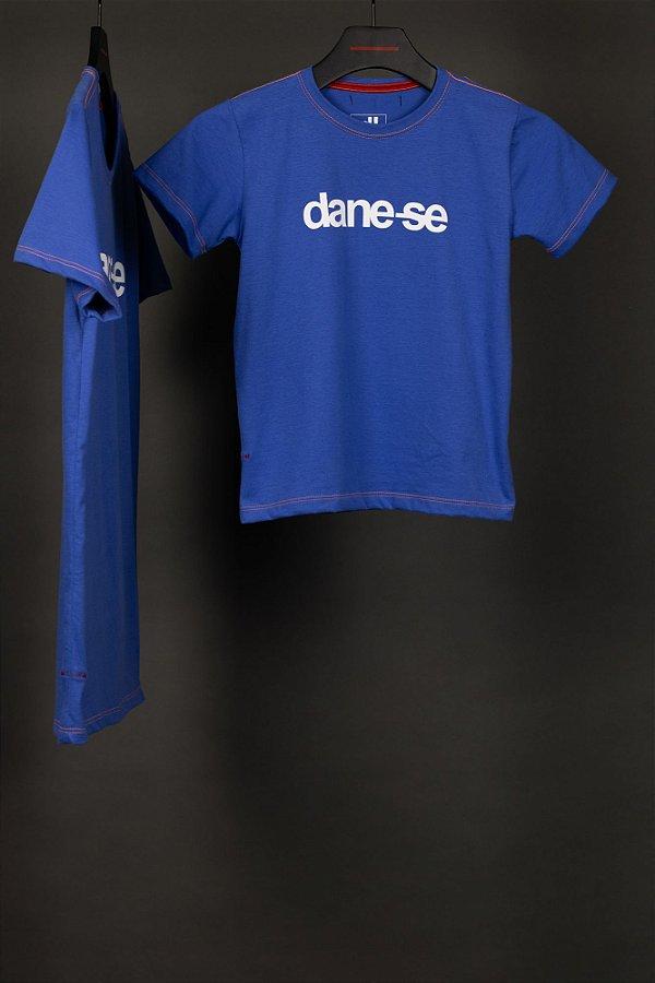 camiseta dane-se nathan kids azul