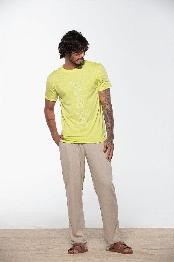 camiseta dane-se maxi verde