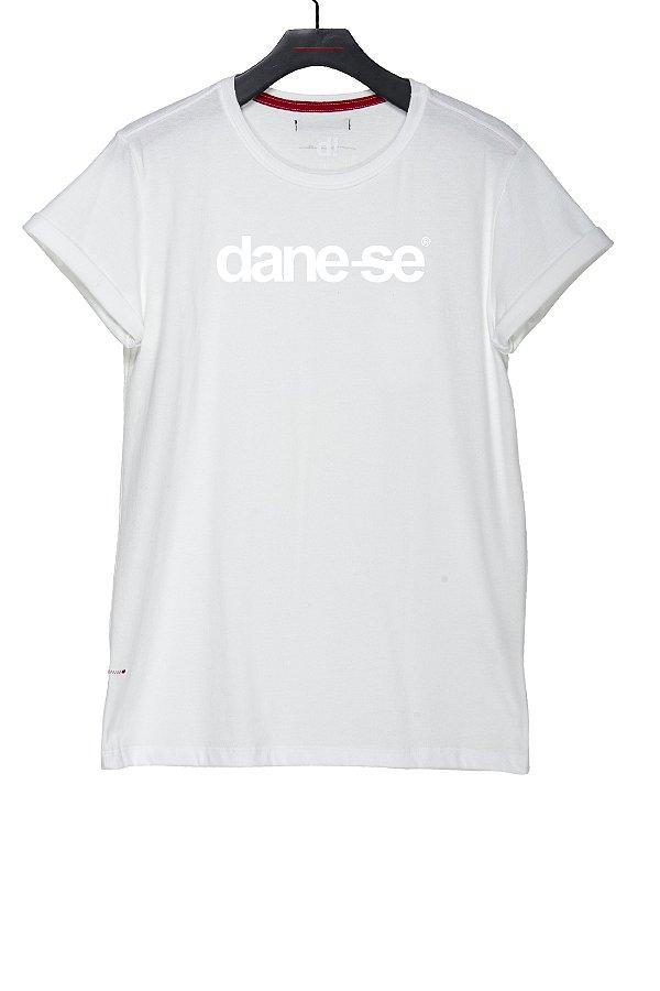 camiseta dane-se all white