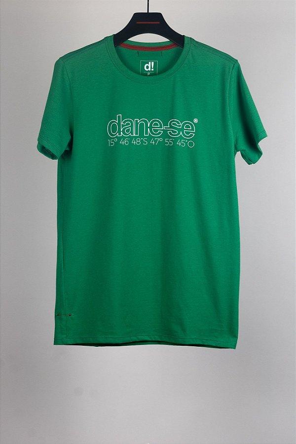 camiseta dane-se bsb verde