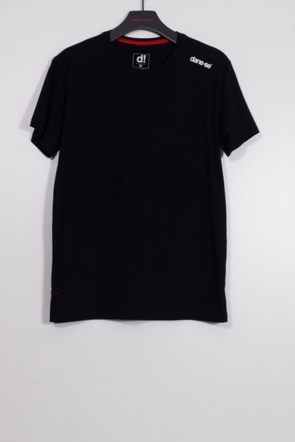 camiseta dane-se mini preto