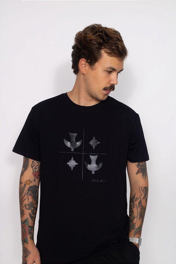 camiseta O PLANO CRIATIVO