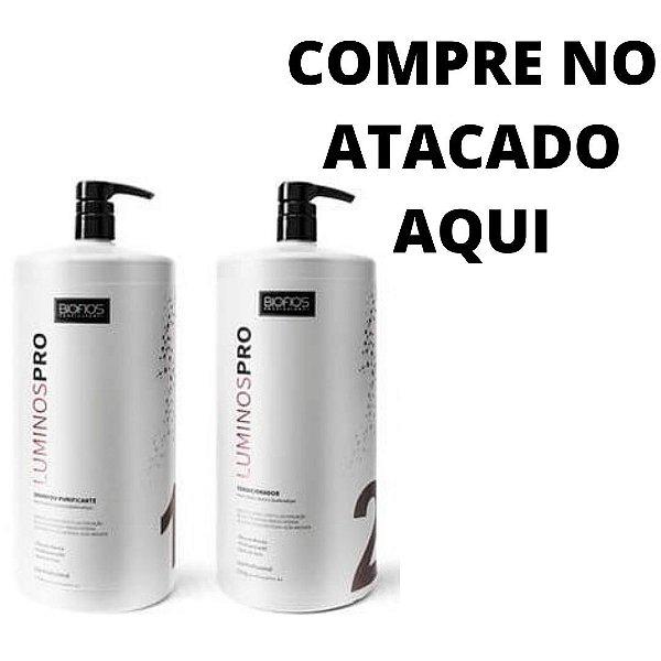 SHAMPOO E CONDICIONADOR LAVATÓRIO - ATACADO