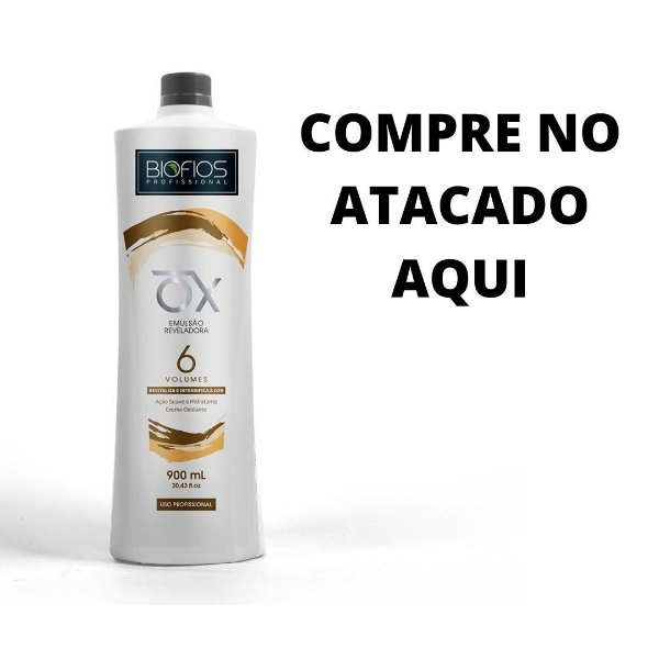 OX 6 VOLUMES - ATACADO