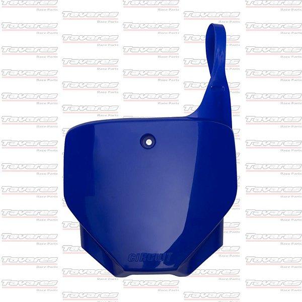 Number Plate Circuit Azul