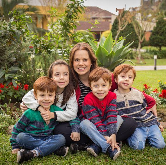 Influencer Pais e Filhos