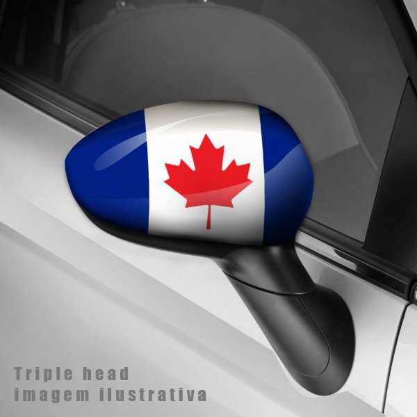Canadá envelopamento retrovisor