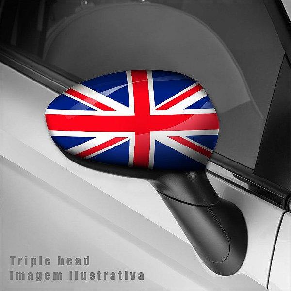 Inglaterra envelopamento retrovisor