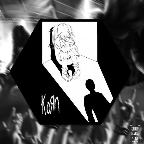 Korn sticker