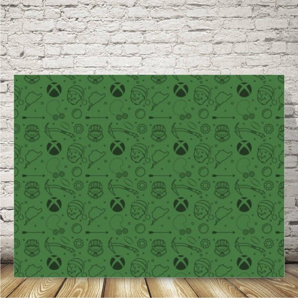 Xbox texture Placa mdf decorativa
