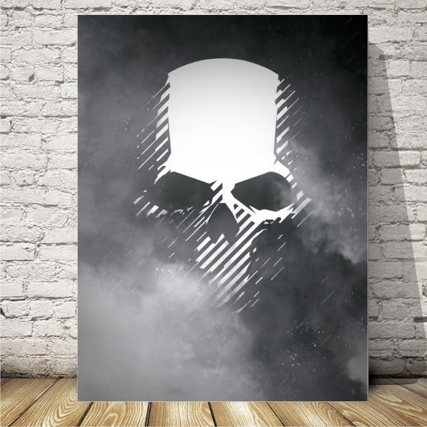 Ghost Recon wildlands Placa mdf decorativa