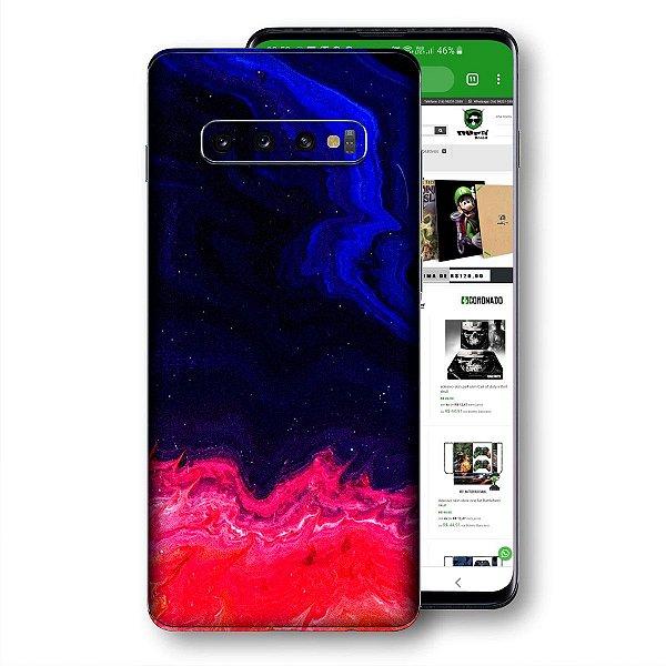 Skin adesivo Samsung Galaxy S10 textura 6