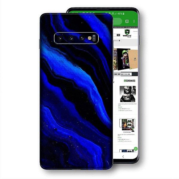 Skin adesivo Samsung Galaxy S10 textura 7