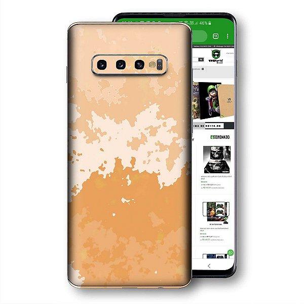 Skin adesivo Samsung Galaxy S10 textura 24