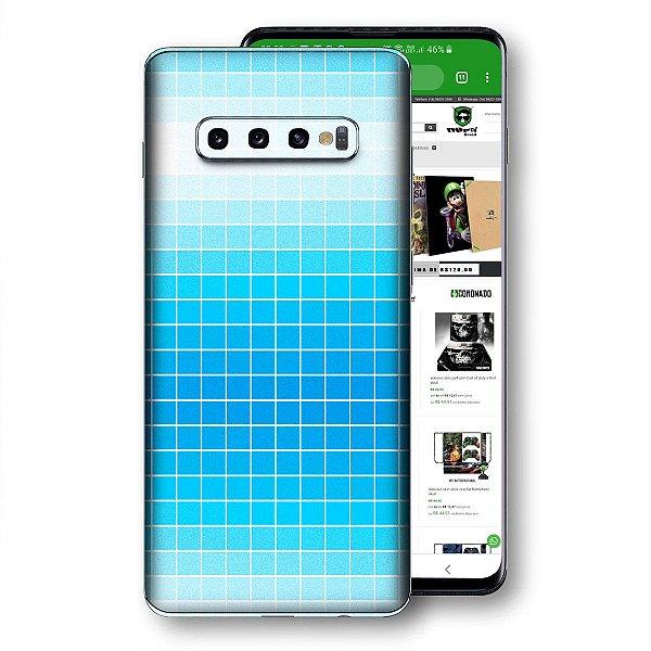 Skin adesivo Samsung Galaxy S10 textura 26
