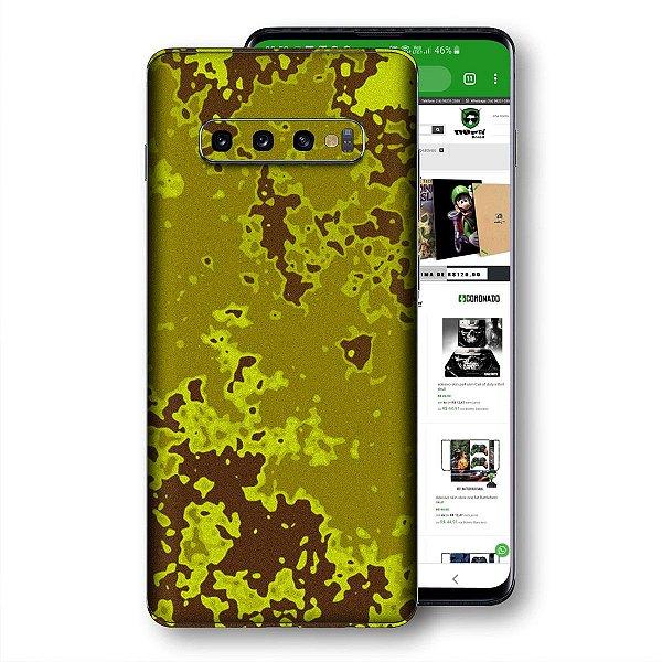 Skin adesivo Samsung Galaxy S10 textura 35