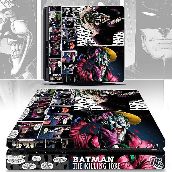 Adesivo skin ps4 slim Batman the killing joke