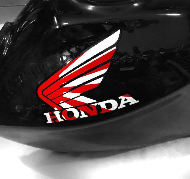 Adesivo de tanque Asa Honda Kamikaze