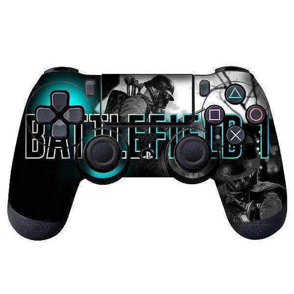 Adesivo de Controle PS4 BF1 Mod 3