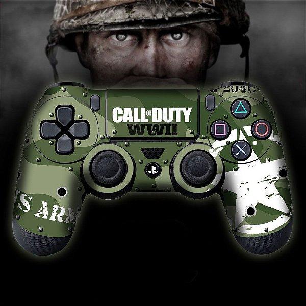 Adesivo de Controle PS4 Call of Duty 2 Mod 2