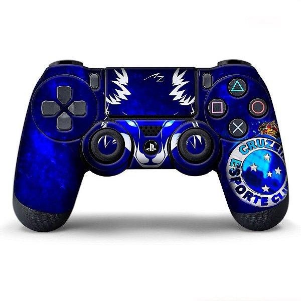 Adesivo de Controle PS4 Cruzeiro