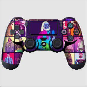 Adesivo de Controle PS4 Game of Thones