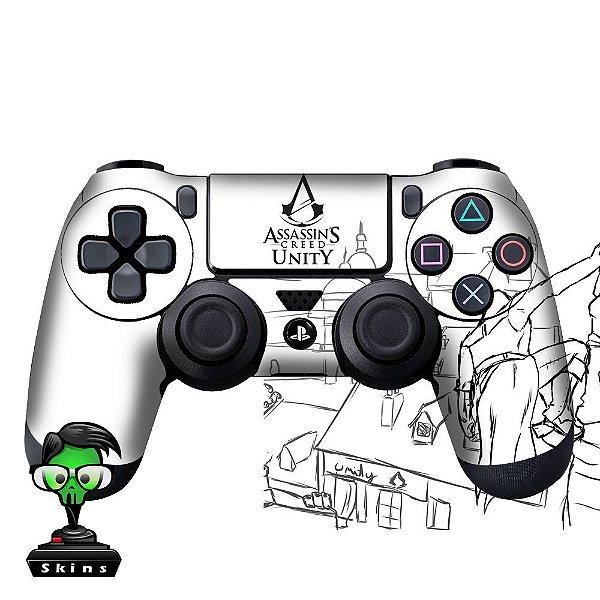 Adesivo de Controle PS4 Assassins Creed Mod 01