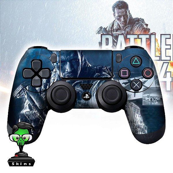 Adesivo de Controle PS4 Battlefield Mod 02
