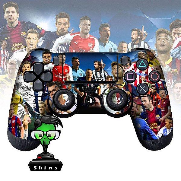 Adesivo de Controle PS4 PES Mod 02