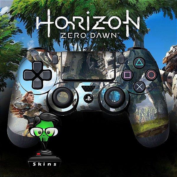 Adesivo de Controle PS4 Horizon Mod 01