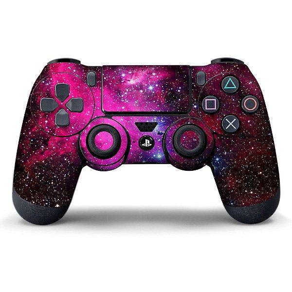 Adesivo de Controle PS4 Universo Mod 01