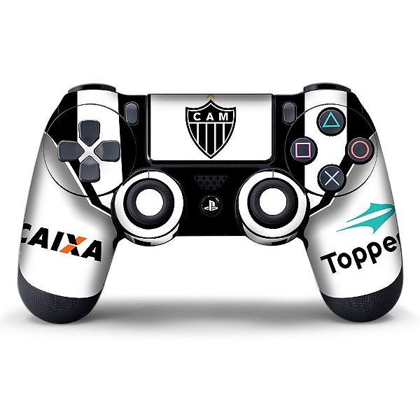 Adesivo de Controle PS4 Atlético Mineiro Mod 01