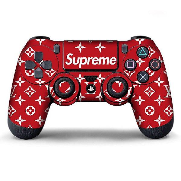 Adesivo de Controle PS4 Supreme Mod 01