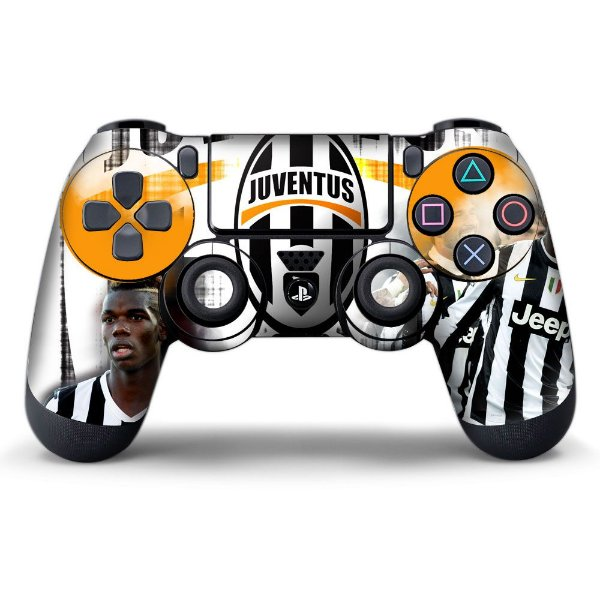 Adesivo de Controle PS4 Juventus Mod 01