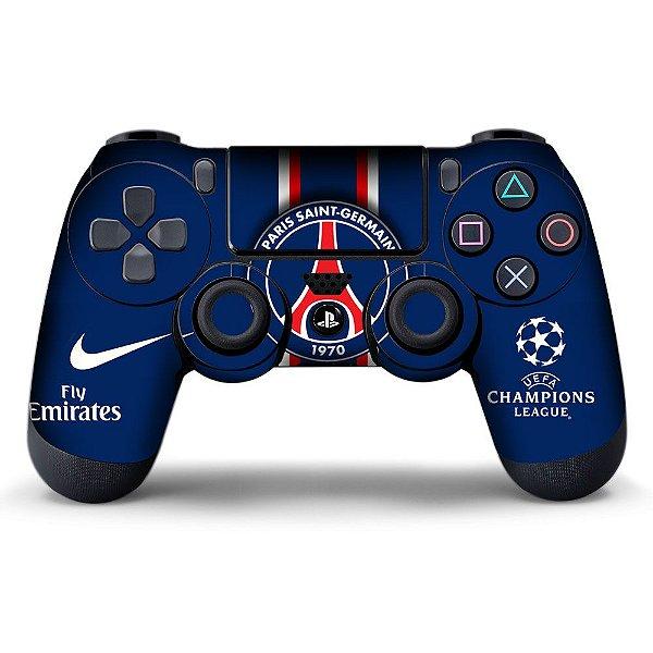 Adesivo de Controle PS4 Paris Saint-Germain Mod 01