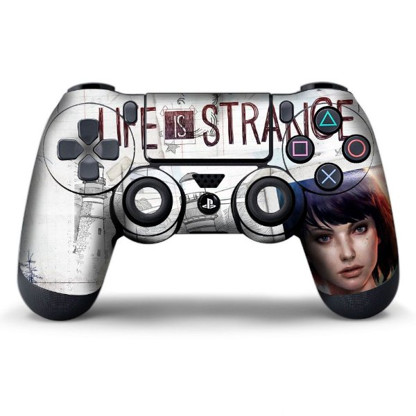 Adesivo de Controle PS4 Life is Strange Mod 01