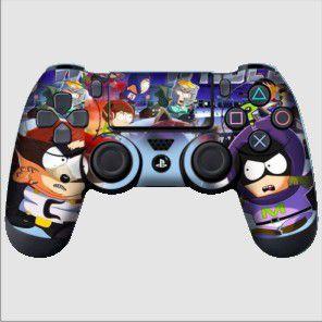 Adesivo de Controle PS4 South Park Mod 03