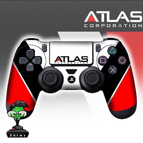 Adesivo de Controle PS4 Atlas Mod 01