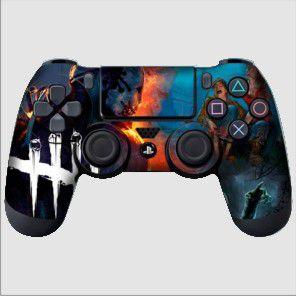 Adesivo de Controle PS4 Dead By Daylight Mod 02
