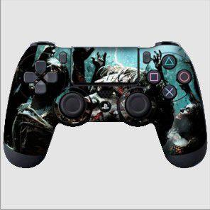 Adesivo de Controle PS4 Dead Island Riptide Mod 01