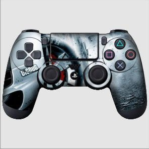Adesivo de Controle PS4 Gran Turismo Mod 01