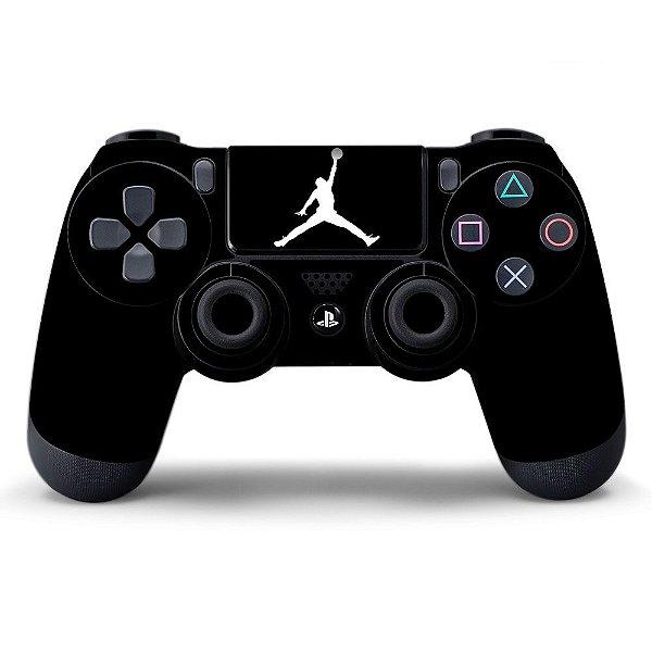 Adesivo de Controle PS4 Jordan  Mod 01