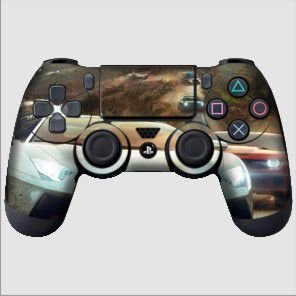 Adesivo de Controle PS4 Need For Speed Mod 05
