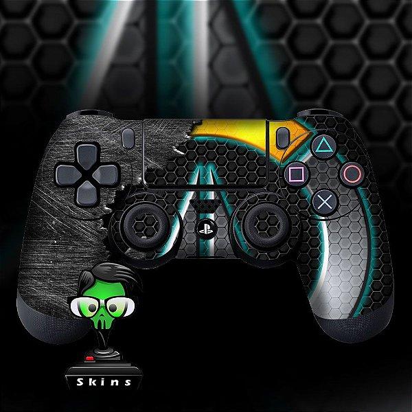 Adesivo de Controle PS4 Overwhatch Mod 01