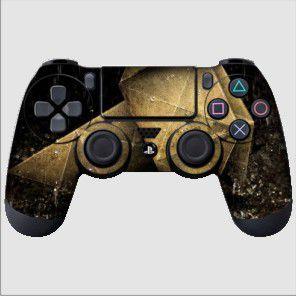 Adesivo de Controle PS4 Reavy Rain Mod 01