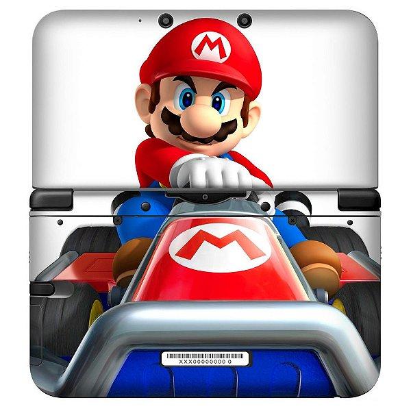 Adesivo Skin de Proteção 3ds XL Mario Mod 01