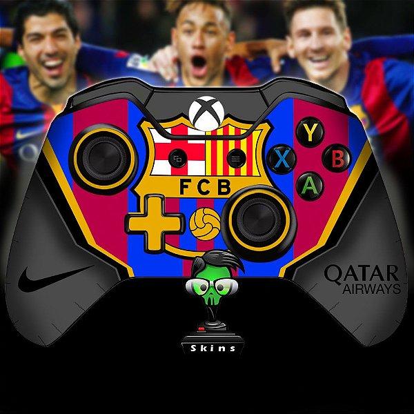 Adesivo de Controle Xbox One Barcelona F.C.