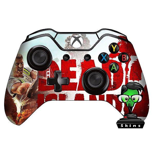 Adesivo de Controle Xbox One Dead Island
