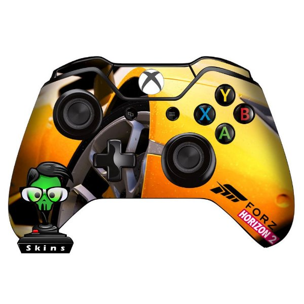 Adesivo de Controle Xbox One Forza Horizon 2