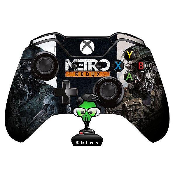 Adesivo de Controle Xbox One Metro Redux